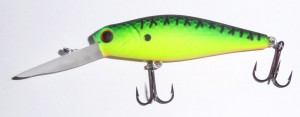 Wobler YAD Smart New Generiation Short Lip Minnow 6,5 cm 7,8 g