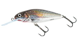 Wobler Salmo Perch 8 cm Deep Runner