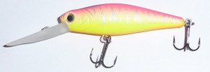 Wobler YAD Smart New Generiation Short Lip Minnow 6 cm 7,8 g