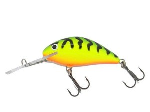Hornet 6 Floating Green Tiger 6 cm 10 g