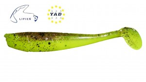 "Relax King Shad KS3-L198 3"" Limetreuse/Silk"