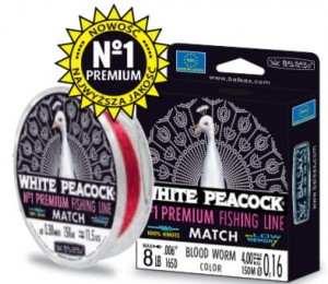 White Peacock Match