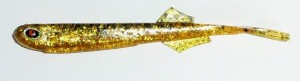 Quantum Slendry Shad 10 cm Honey
